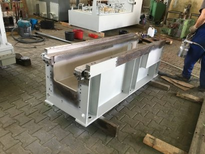 Radial Forging Machine GFM SHK-10 (machine overhauled with new CNC)