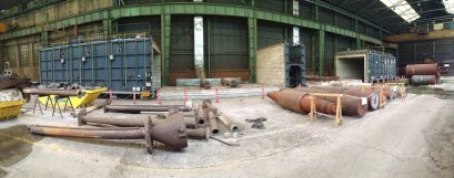 Heat Treatment Furnaces PUJOL mod. TALGO AG-TT