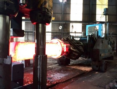 Open die forging press 1500 ton with Manipulator 10 ton