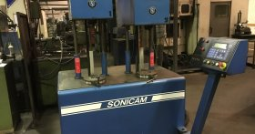 Lapping Machine SONICAM mod. RS-1