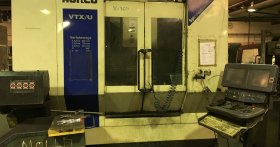 5-axes Universal Machining Center HURCO mod. VTX U