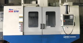 CNC Vertical Machining Center DOOSAN Series Mynx mod. NM510