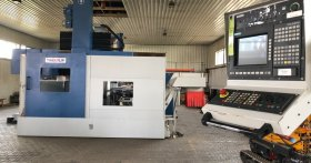CNC VERTICAL LATHE (with C-axis) TOS-HULIN mod. SKA-12
