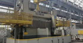 VTL SCHIESS max dia. 5000 mm